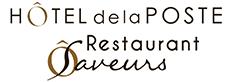 Hôtel de la Poste / Restaurant ÔSaveurs : Hôtel / Restaurant gastronomique pour évènement familial ou professionnel à Falaise, Calvados, Normandie (Accueil)